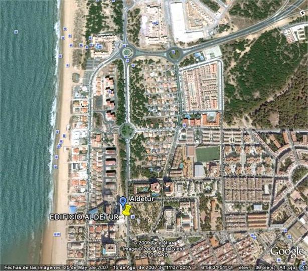Alquiler de villas y casas en el portil huelva for Alquiler de casas en aeropuerto viejo sevilla