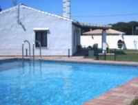 Cortijo de Ceypi - Villa para vacaciones en Conil