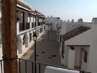 Bonito apartamento en conil en Residencial El Molino, junto al barrio de los pescadores,  una zona preciosa junto al mar, y vistas al pinar de la atalaya, con garaje y totalmente amueblado,  un dise�o agradable donde se mezcla el estilo de las casa de Conil