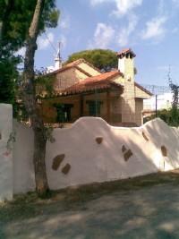 Casa para vacaciones con piscina privada en Punta Umbria.