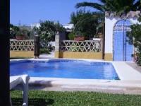 Casa de Campo en conil con piscina para 4 personas