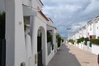 Chalet adosado a 150 metros de la playa ,zona Ca�oguerrero.
