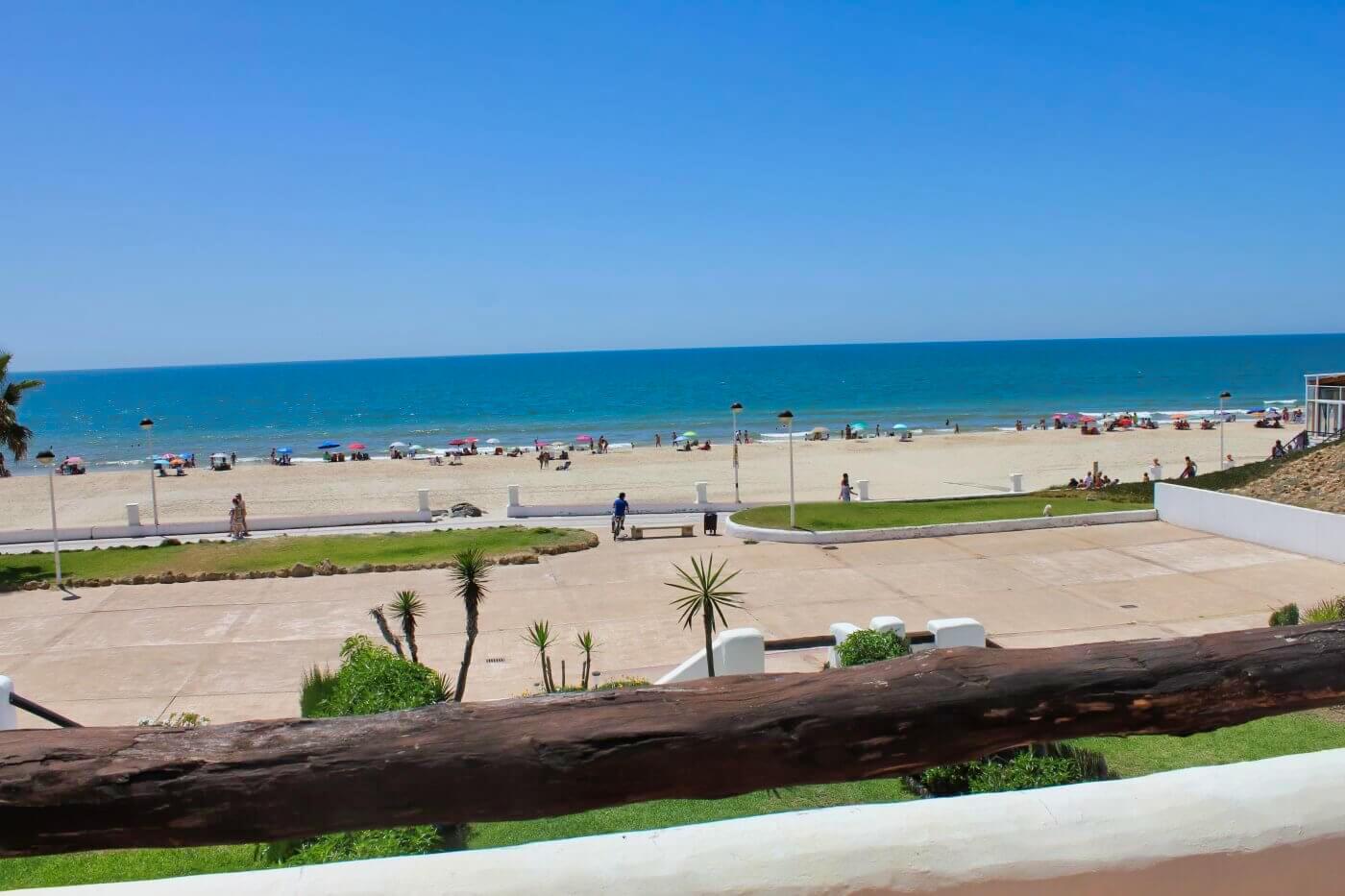 Alquiler De Chalet En Matalasca 241 As En Primera Linea De Playa