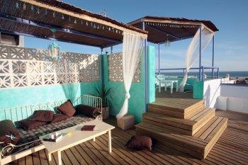 Alojamiento de ensue o junto al mar for Hoteles junto al mar