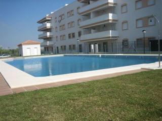 alquiler de apartamento en chipiona con piscina