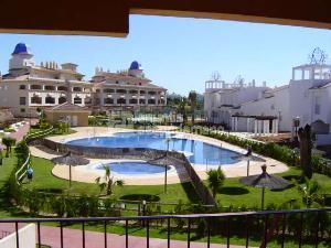 Holiday apartment for 6 people in costa ballena, cadiz