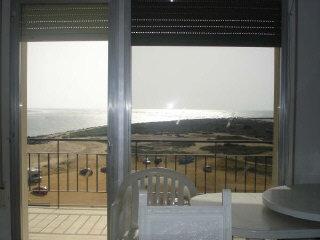 La playa desde el apartamento